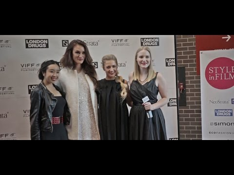 VIFF 2015: Celebrating Canadian Beauty & Talent with London Drugs & NeoStrata