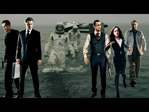 INCEPTION VS INTERSTELLAR – AMC Movie News