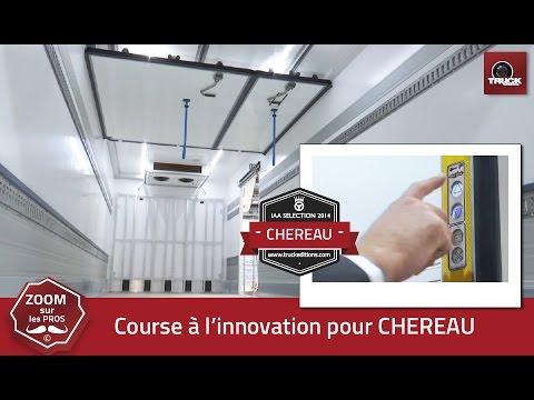 Course à l'innovation pour CHEREAU