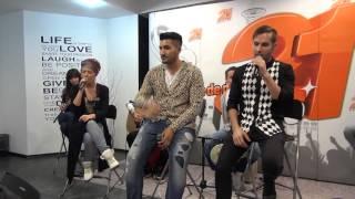 Randi & Nadir - PRIETENA TA (LIVE @ RADIO 21)