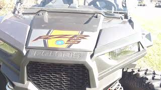 8. 2019 Polaris RZR S 1000