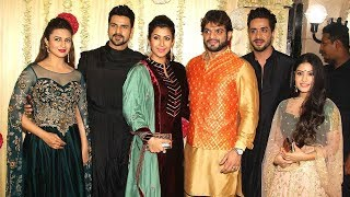 Download Video Tv Celebs At Karan Patel And Ankita Bhargava Diwali Party 2017 MP3 3GP MP4