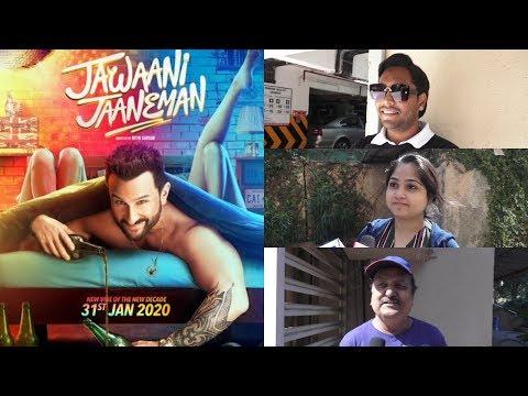 Public Review For Film Jawaani Jaaneman