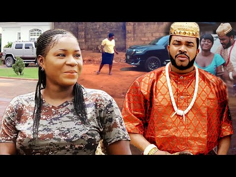 HOW D PRINCE FALL INLOVE WITH D POOR LOCAL GIRL HE KNOCKED DOWN WITH HIS CAR 3&4 -DESTINY 2021 MOVIE