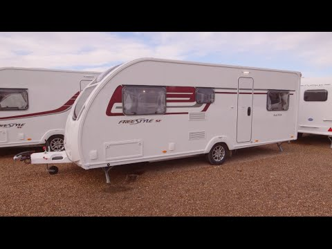 The Practical Caravan Swift Freestyle SE S 6 TD review
