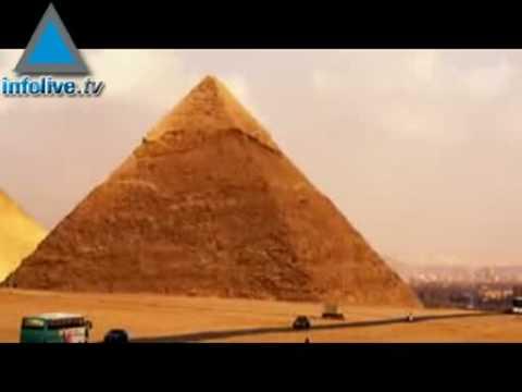Egipto anunció el descubrimiento de otra pirámide,