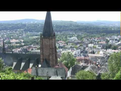 Germany Marburg Altstadt
