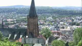Marburg an der Lahn Germany  city pictures gallery : Germany Marburg Altstadt Hessen germany