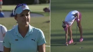 More from Inside Edition: http://bit.ly/2bF0iuC Golfer Lexi Thompson ended up losing a tournament after a TV viewer reported a violation of the rules, which ...