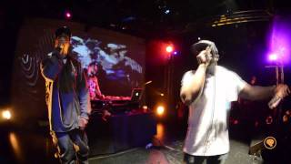 Black Thought & Planet Asia @ J.Period Live Mixtape - The LA Edition