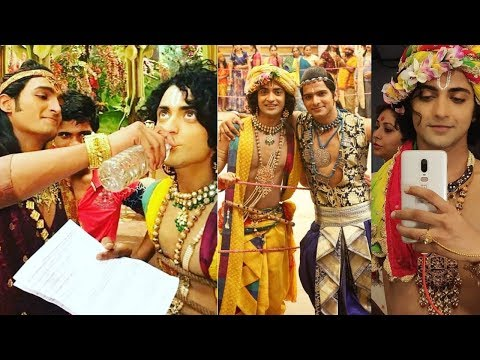 Radha Krishna Serial Actor's Latest Offscreen Masti | Mallika | Sumedh