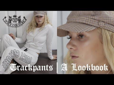TRACKPANTS | A LOOKBOOK