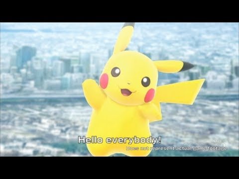 Pokemon X (3DS)