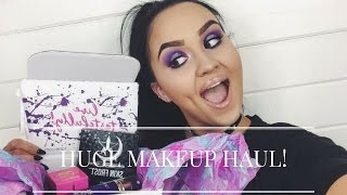 Hey everyone! todays video is a collective makeup haul video of all the makeup and beauty products I have purchased recently! if you enjoyed this video please like, comment, share & subscribe to my channel!! and I will see you next Friday at 8pm in my next video!xoINSTAGRAM- abicrane_SNAPCHAT- abicraneeTWITTER- abicrane_CHECK OUT MY PREVIOUS VIDEO HERE-https://www.youtube.com/watch?v=_49fs4oHRwgSIGMA BRUSHES LINK (use code ABIGAILTAMSIN at checkout for 10% off!) FREE U.S SHIPPING ON ORDERS $50+FREE INTERNATIONAL SHIPPING ON ORDERS $150+http://sigma-beauty.7eer.net/c/340150/146780/2835SHOP MY SIGMA FAVES HERE!-https://www.sigmabeauty.com/c/1634PRODUCTS MENTIONED-SIGMA TITAMIUM BRUSH SET- https://www.sigmabeauty.com/titanium-brush-set/p/CK002SIGMA 3DHD BLENDER SPONGE-https://www.sigmabeauty.com/3dhd-blender/p/3DBSIGMA BRUSH CUP HOLDERS-http://sigma-beauty.7eer.net/c/340150/146780/2835?u=http://www.sigmabeauty.com/brush-cup-holder/p/BCHPARNT1SIGMA AURA POWDER IN COR-DE-ROSA-http://sigma-beauty.7eer.net/c/340150/146780/2835?u=http://www.sigmabeauty.com/aura-powder/p/FACEPOWDERSIGMA AURA POWDER IN THE SADDLE-http://sigma-beauty.7eer.net/c/340150/146780/2835?u=http://www.sigmabeauty.com/aura-powder/p/FACEPOWDERSIGMA AURA POWDER IN LADY SLIPPER-http://sigma-beauty.7eer.net/c/340150/146780/2835?u=http://www.sigmabeauty.com/aura-powder/p/FACEPOWDERSIGMA AURA POWDER IN NYMPHAEA-http://sigma-beauty.7eer.net/c/340150/146780/2835?u=http://Fwww.sigmabeauty.com/aura-powder/p/FACEPOWDERSIGMA AURA POWDER IN PET NAME-http://sigma-beauty.7eer.net/c/340150/146780/2835?u=http://www.sigmabeauty.com/aura-powder/p/FACEPOWDERSIGMA AURA POWDER IN SIGMA PINK-http://sigma-beauty.7eer.net/c/340150/146780/2835?u=http://www.sigmabeauty.com/aura-powder/p/FACEPOWDERSIGMA LIP VEX IN SLIP-http://sigma-beauty.7eer.net/c/340150/146780/2835?u=http://www.sigmabeauty.com/lip-vex/p/LGPARNTSIGMA LIP VEX IN SKINNY DIP-http://sigma-beauty.7eer.net/c/340150/146780/2835?u=http://www.sigmabeauty.com/lip-vex/p/LGPARNTSIGMA LIP VEX IN ALL HEART-http://sigma-beauty.7eer.net/c/340150/146780/2835?u=http://www.sigmabeauty.com/lip-vex/p/LGPARNTCARBON COCO TEETH WHITENING POWDER-https://carboncoco.comMAC FIX PLUS MAC EXTENDED PLAY MASCARATARTE READY, SET, RADIANT SETTING SPRAYTARTE RAINFOREST OF THE SEA LIPSTICKS IN SKINNY DIP AND PINK LEMONADETARTE SHAPE TAPE CONCEALER JEFFREE STAR// MANNY MUA ECLIPSE SKIN FROSTJEFFREE STAR VELOUR LIP SCRUB IN STRAWBERRY GUMMARC JACOBS O'MEGA BRONZER IN TANTRICCHARLOTTE TILBURY FLAWLESS FINISH POWDER 02BUSINESS/ PARTNERSHIPS/ PR PARCELS ETC CONTACT-abigail.tamsin@gmail.comThanks for much for watching! Lots of love xoxoTHIS VIDEO IS NOT SPONSORED :)DISCLAIMER- All opinions are 100% honest and my own, I only talk about products I love. Some links above are affiliate links!