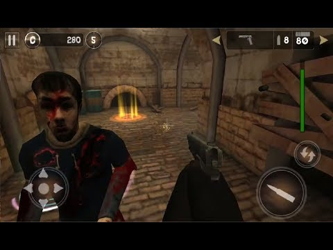 ► Scary Zombie Hunting - Evil Is Dead Zombie Games #2 (MTS Free Games) Android Gameplay