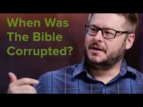 Quranic Dilemma Ep 2 The Inspiration of the Bible - Corruption Conundrum