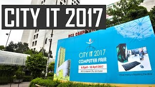 CITY IT 2017 Computer Fair Video Tour  PCB BD Join the PCB BD Authorized Buying Selling Group called 'Gaming Hardware Buying & Selling' at: https://www.facebook.com/groups/GHBS.BD/Subscribe to our PCB BD Youtube Channel:https://goo.gl/PQH5oZPlease like & Share our Official Facebook Page at: https://www.facebook.com/pcbuilder.bd/Subscribe to our 'Game Adda' Channel at: https://www.youtube.com/channel/UCT8dXe4aoMr7w3UfIbbFK_ALike 'Game AddA' Facebook Page for Exciting Gaming News & Videos: https://www.facebook.com/gameaddabd/Follow Us On Instagram : https://www.instagram.com/pcbuilderbangladesh