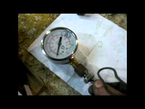 Переделка манометра в вакуумметр своими руками