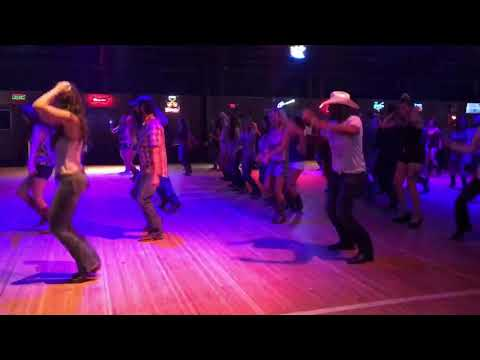Cowboy Calvin Wobble Dance