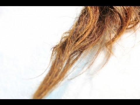 Repara tus puntas abiertas + brillo a tu cabello (100% te Funciona)