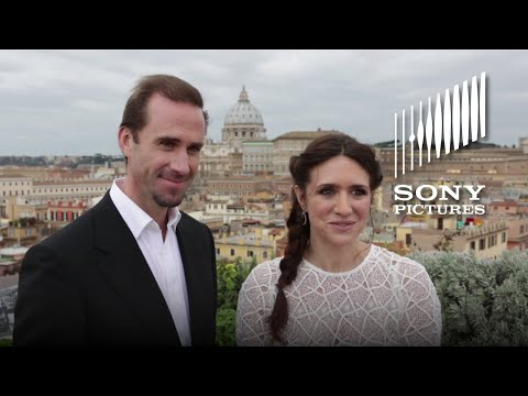 Risen (Featurette 'Visit the Vatican')