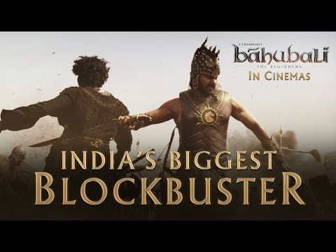 Baahubali movie trailor