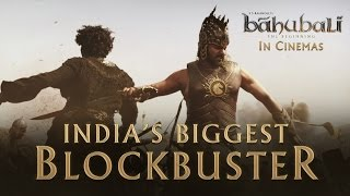 Baahubali   The Beginning   Official Trailer   Prabhas  Rana Daggubati  Ss Rajamouli