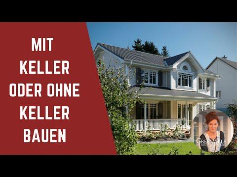 Mit Keller oder ohne Keller bauen ? Amerikanisches Holzhaus, Schwedenhaus, Landhaus