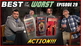 Video Best of the Worst: Blood Debts, The Tomb, and Undefeatable MP3, 3GP, MP4, WEBM, AVI, FLV Februari 2018
