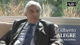 Gilberto Alegre - Diputado Nacional