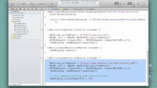 iOS Programming - Lecture 11
