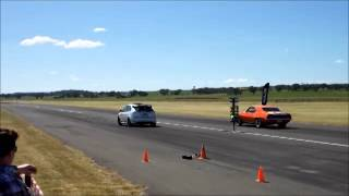 XR5 vs Camaro  1/4 Mile