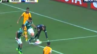 Palmeiras vs Rosario Central 2-0 todos los goles resumen - Copa Libertadores Futbol 03/Marzo/2016  Palmeiras vs Rosario...