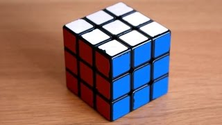 Easiest Way to Solve a 3x3x3 Rubik's Cube - Layer by Layer Beginner's Method  *New Version*