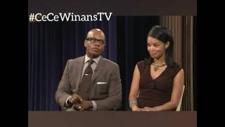 CeCe Winans interviews Kirk & Tammy Franklin