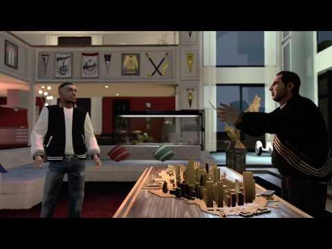Grand Theft Auto IV The Bal...