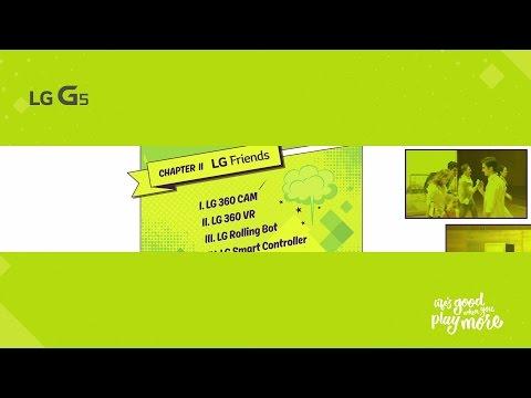 LG G5 - prezentacja 2