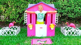 Video Vlad and kids stories about playhouses MP3, 3GP, MP4, WEBM, AVI, FLV Agustus 2019