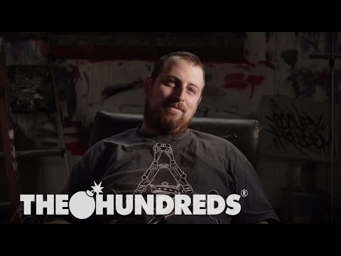 The Hundreds x The Seventh Letter   SABER Interview | Video