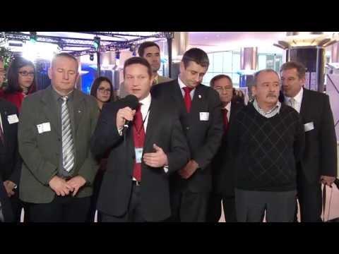 Megadtuk a JEL-et! (baloldali polgármesterek az Európai Parlamentben)