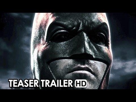 batman v superman: dawn of justice (teaser trailer ufficiale italiano)