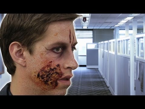 be - Sometimes we're all a little bit zombie. makeup effects by: Teresa Justine Reilly http://tjustine.com/ Music Minimal Grooves Warner/Chappell Production Music.