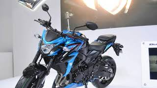 10. New Suzuki GSX-S750 2018 | 2018 Suzuki GSX-S750 to be launched in mid 2018
