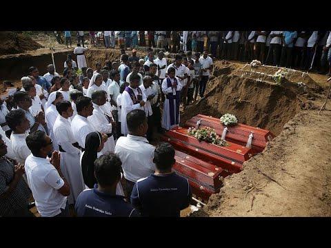 Sri Lanka: Die Zahl der Toten erhöht sich auf 310 - H ...