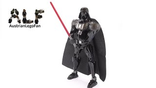 Lego Star Wars 75111 Darth Vader Buildable Figure - Lego Speed Build Review