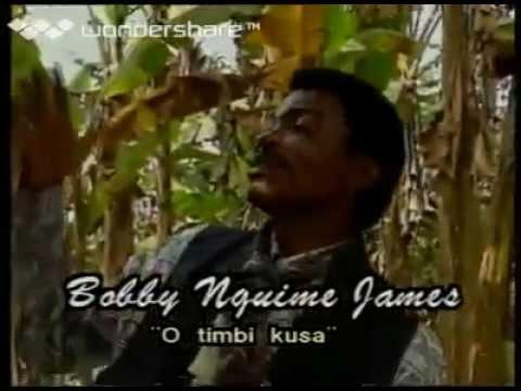 BOBBY NGUIME JAMES -  O Timbi Kusa By DJ BOCANDE (видео)