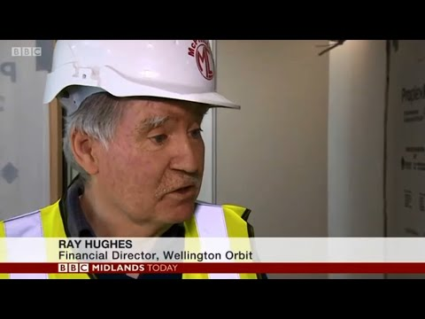 Wellington Orbit & Social Investment Tax Relief (SITR) on BBC Midlands Today