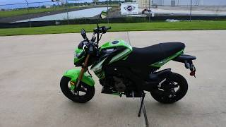 8. $3,399:  2018 Kawasaki Z125 Pro KRT Overview and Review