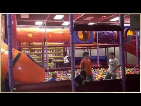 Off the Wall Family Fun Center at Crestwood, Irondale, AL