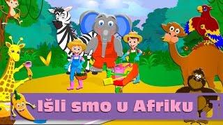 Video Išli smo u Afriku - Minja Subota | Dečije pesme | Pesme za decu | Jaccoled C MP3, 3GP, MP4, WEBM, AVI, FLV Juli 2019
